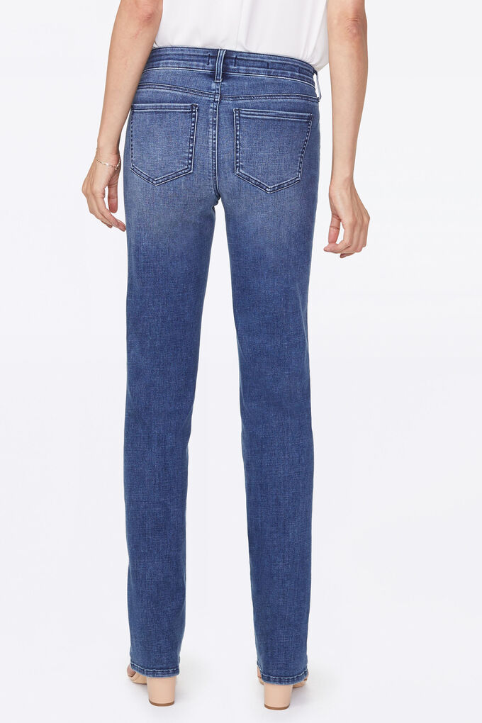 NYDJ Marilyn Straight Jeans Color Lazaro