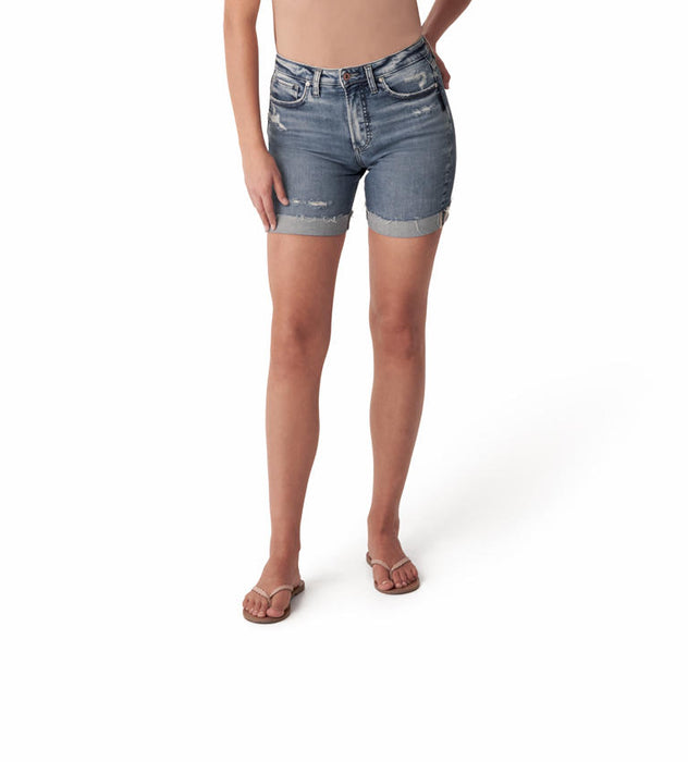 Silver Jeans co. Ladies' Sure Thing Long Short