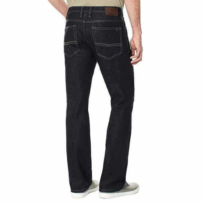 Buffalo David Bitton Driven X Basic Straight Stretch Mens 30 / 34 / Dark Jeans
