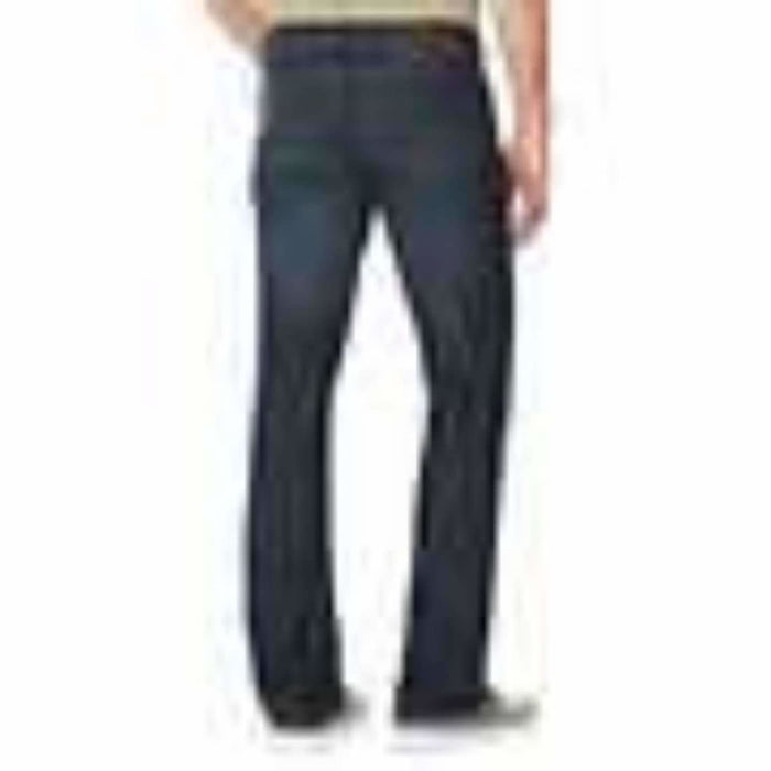 Buffalo David Bitton Driven X Basic Straight Stretch Mens 34 / 30 / Light Jeans