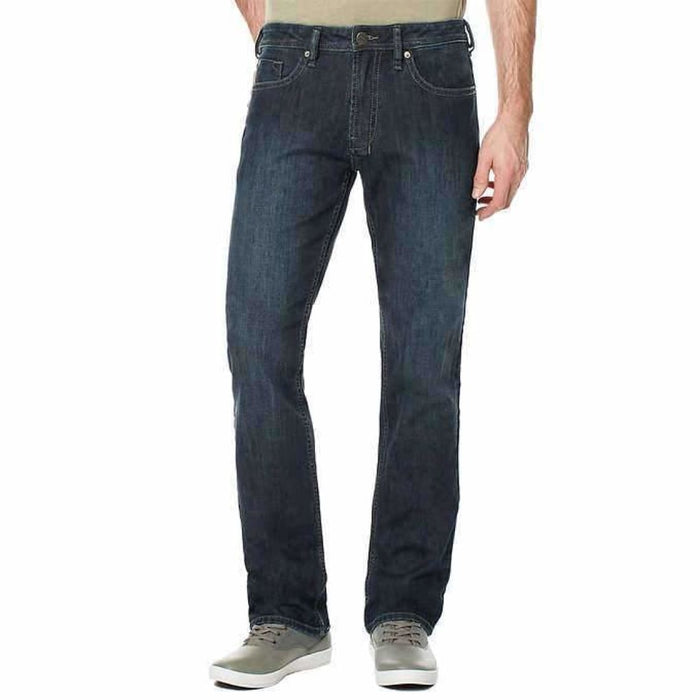 Buffalo David Bitton Driven X Basic Straight Stretch Mens Jeans