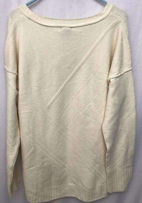 Calvin Klein Crew Neck Pullover Sweater Womens Sweaters