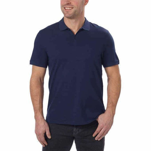 Calvin Klein Mens Short Sleeve Polo Casual Shirts
