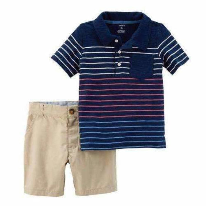 Carters Boys 2-Piece Playwear Set Outfits & Sets