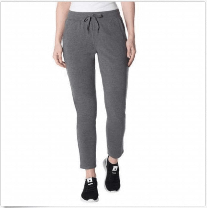 Champion Womens French Terry Jogger Pant Xs / Lead Charcoal Athletic Apparel