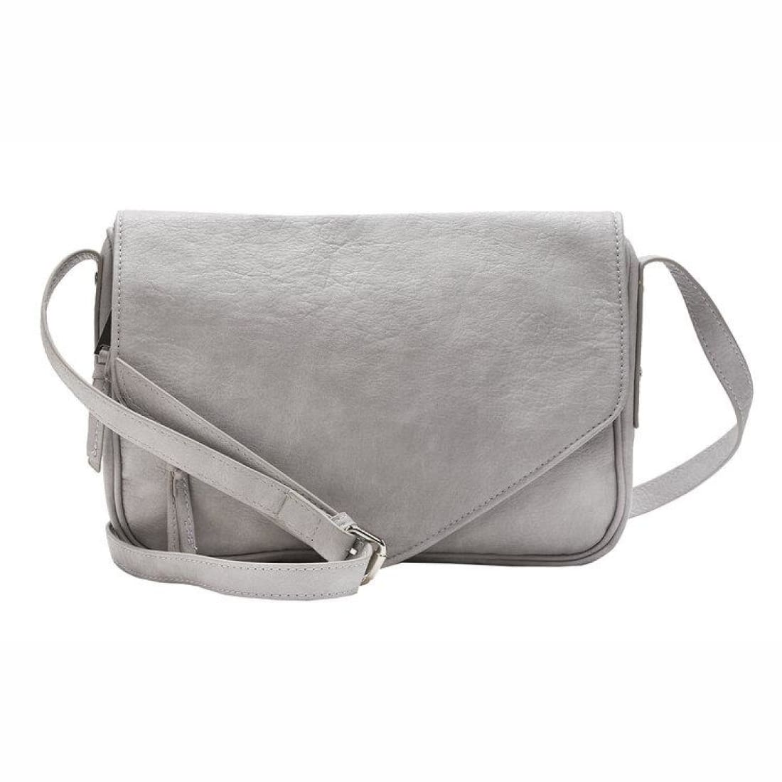 Co Lab Loft 2.0 Crossbody Bag Grey Purse