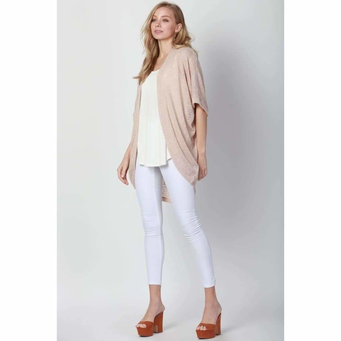 Coa Womens Early Summer Cardigan Cardigan