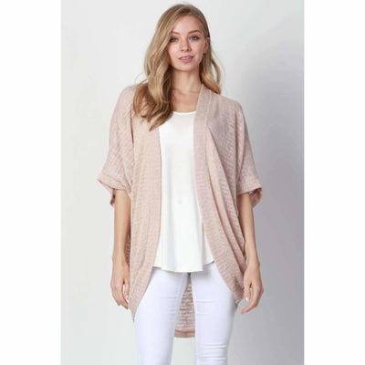 Coa Womens Early Summer Cardigan S / Blush Cardigan