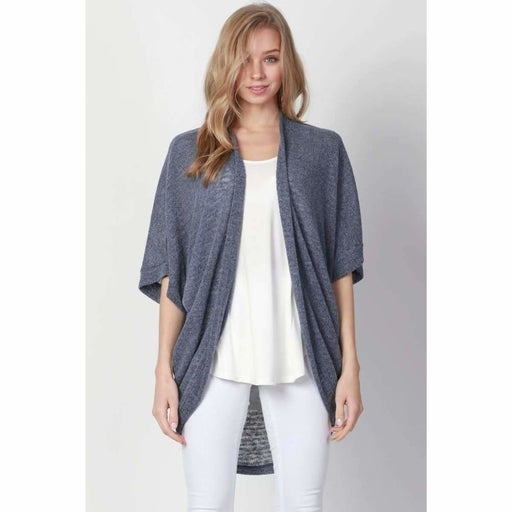 Coa Womens Early Summer Cardigan S / Marine Cardigan