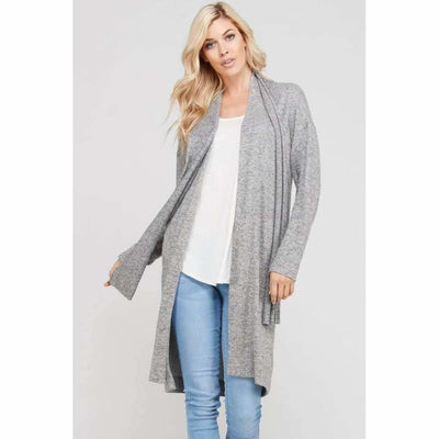 Coa Womens Scarf Cardigan Made In The Usa Cardigan