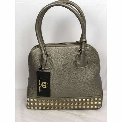 Cowgirl Trendy Studded Satchel With Coin Purse
