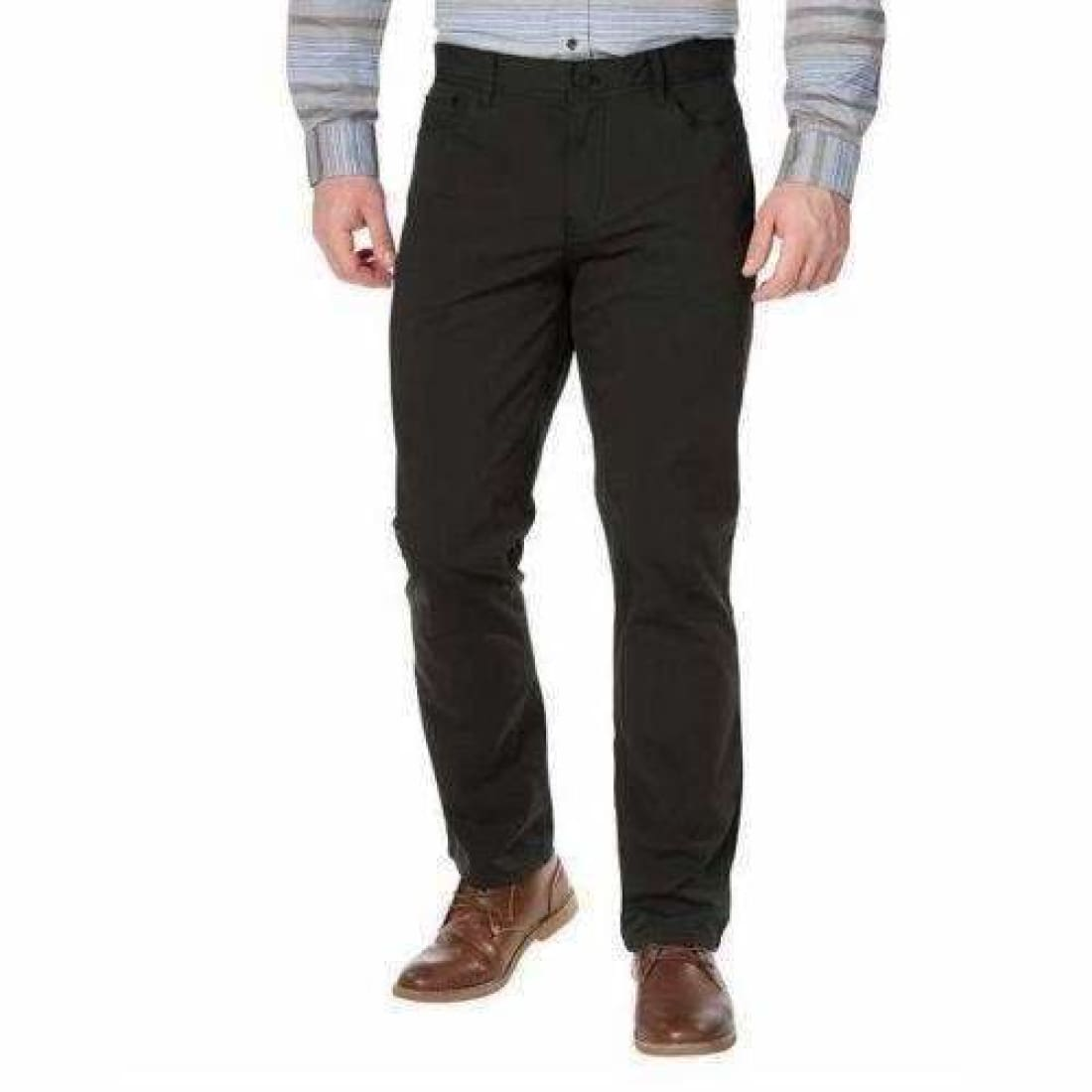 English Laundry Mens Arrogant Slimmer Leg Comfort Stretch Pant 32X30 / Graphite Pants