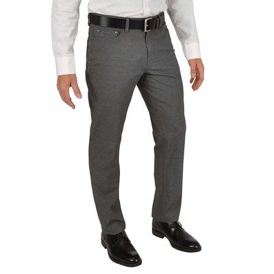 English Laundry Mens Arrogant Slimmer Leg Comfort Stretch Pant 32X34 / Dark Grey Pants