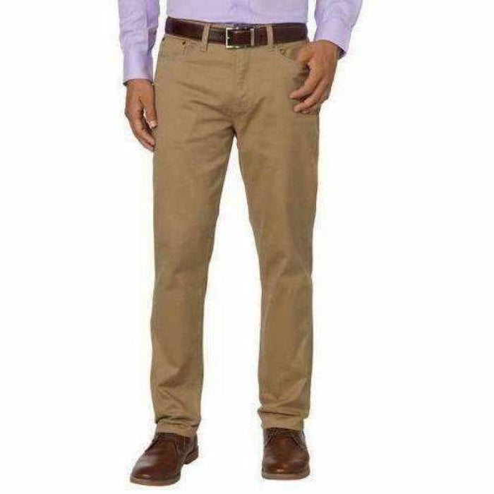 English Laundry Mens Arrogant Soft Touch Straight Leg Pant 30X32 Birtch Pants