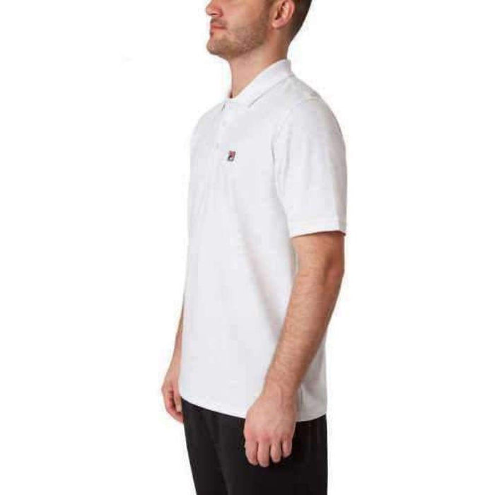 Fila Mens Pima Cotton Polo Casual Shirts