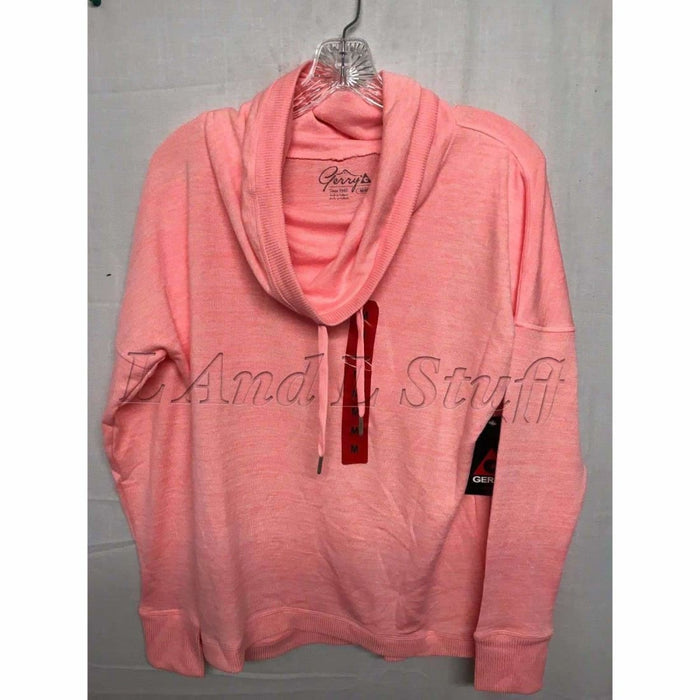 Gerry Cowl Neck Womens Pullover Sweater S / Sherbert Sweaters