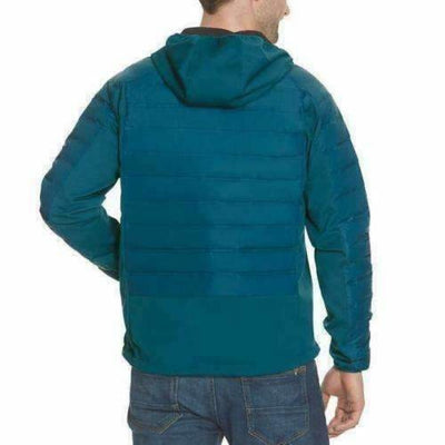 Gerry Mens Hybrid Sweater Down Jacket Coats & Jackets