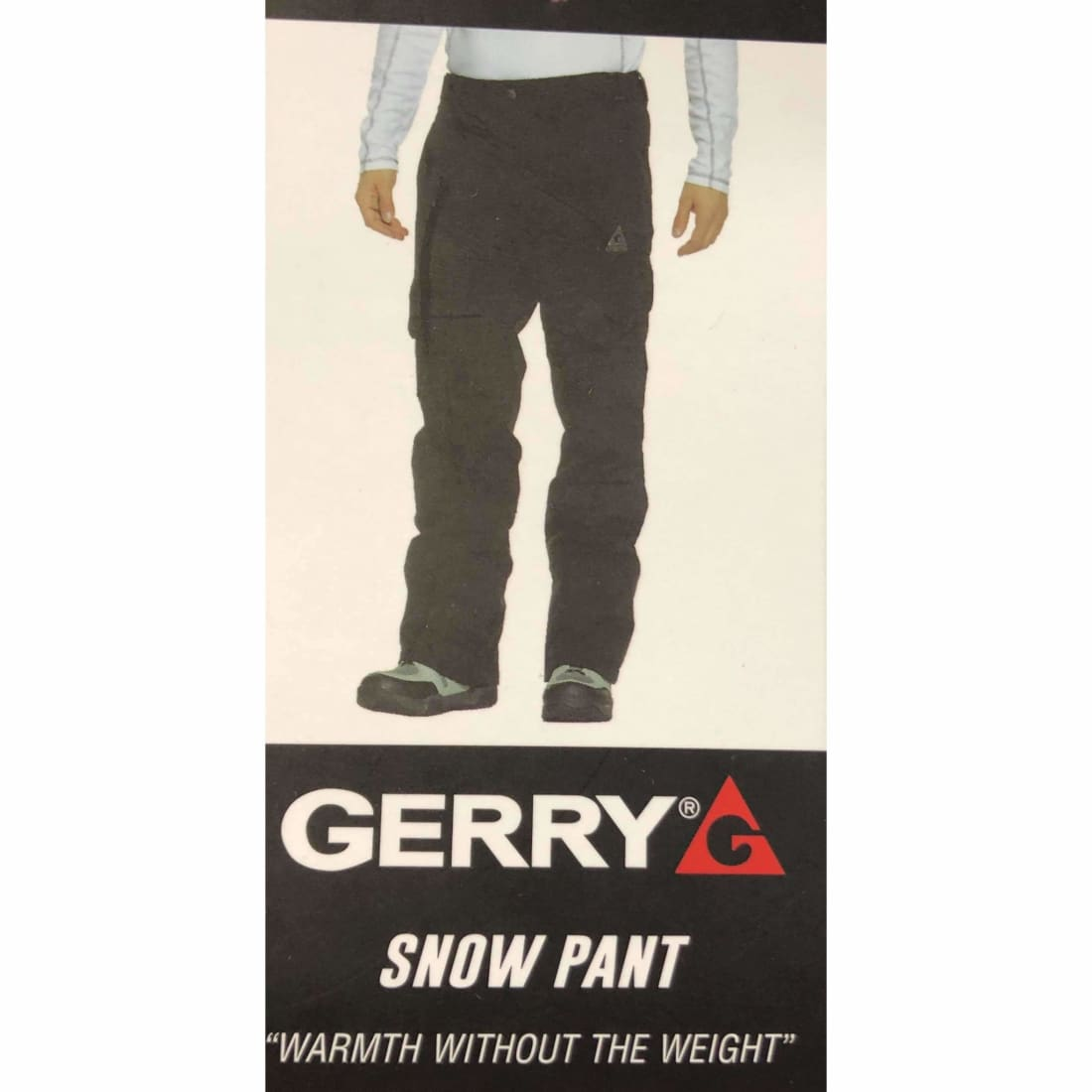Gerry Mens Snow Pants 4-Way Stretch Water Resistant Pants