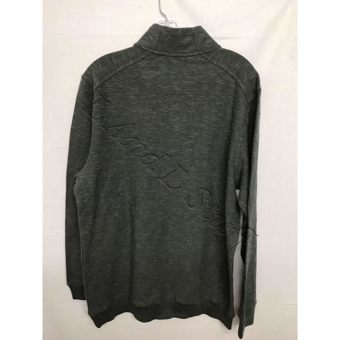 Hathaway Mens Ribbed Knit Sweater Sweaters