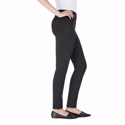 Hilary Radley Ladies Stretch Ponte Pant Pants