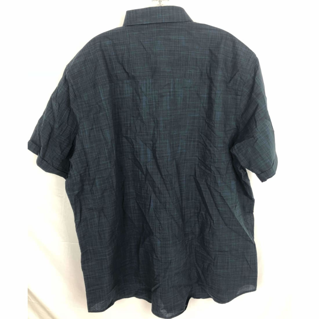 Howie Mens Newport Short Sleeve Button Front Shirt Xxl Casual Shirts