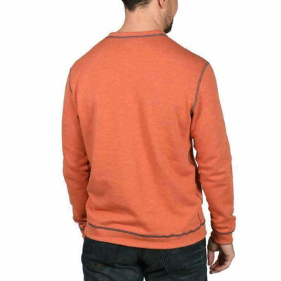 Island Sands Mens Reversible Crew Neck Casual Shirts