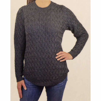 Jeanne Pierre Womens Crewneck Sweater Sweaters