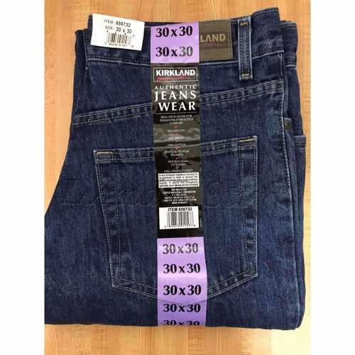 Kirkland Signature 5 Pocket Jeans 36 / 30 / Medium Jeans