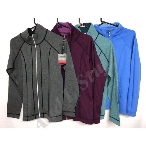Kirkland Signature Full Zip Reversible Jacket Womens Coats & Jackets