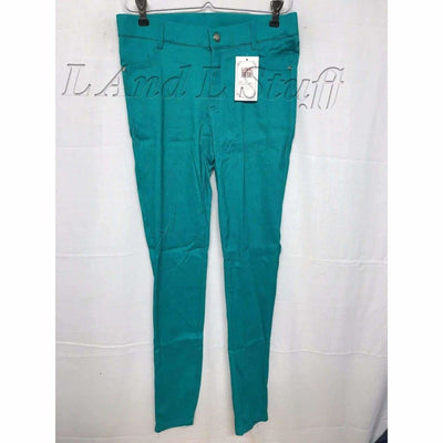 Lida Collections Twill Spandex Skinny Pants/ Jegging Pants