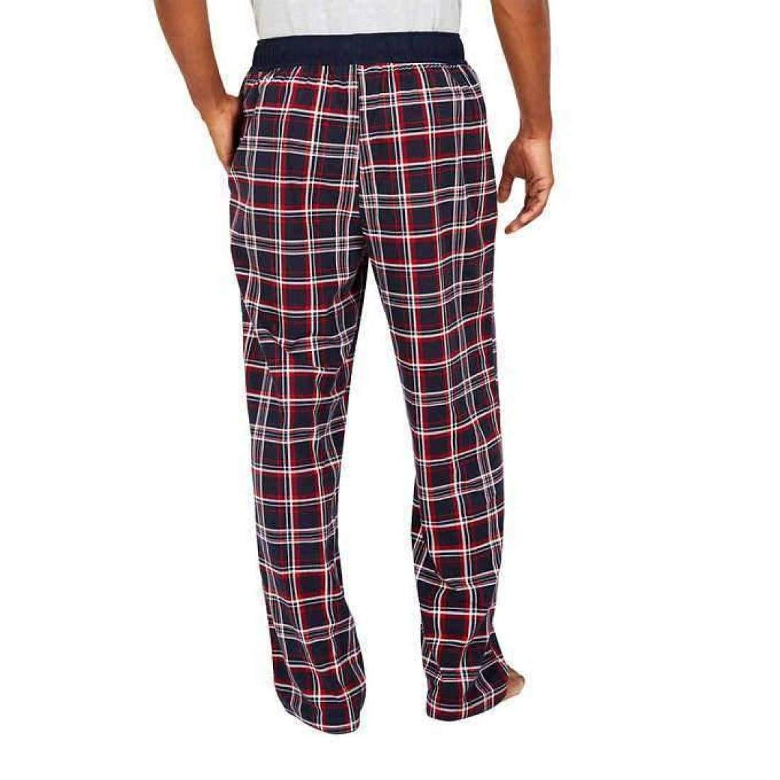 Nautica Mens 2-Pack Fleece Pant Sleepwear