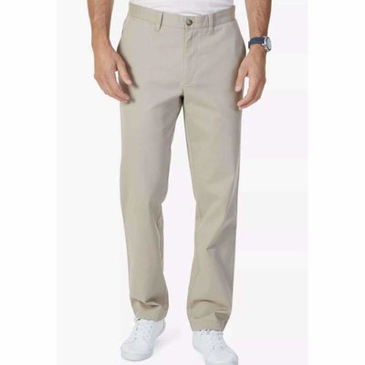 Nautica Mens Soft Twill Classic Fit Chino Pants Pants & Shorts