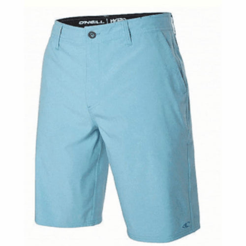 Oneill Mens Lightweight Quick Dry Hybrid Shorts 32-Blue Shorts