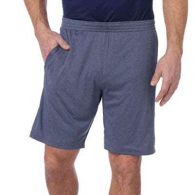 Reebok Mens Active Poly Knit Short M / Blue Shorts