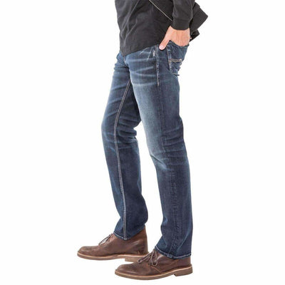 Silver Jeans Co. Mens Allan Classic Fit Jean 28X32 Jeans