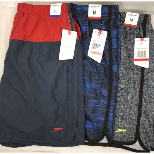 Speedo Mens Volley Swim Shorts Xl Shorts