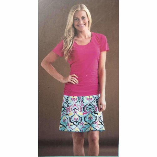 Tranquility By Colorado Clothing Womens Stretch Skirt Dresses