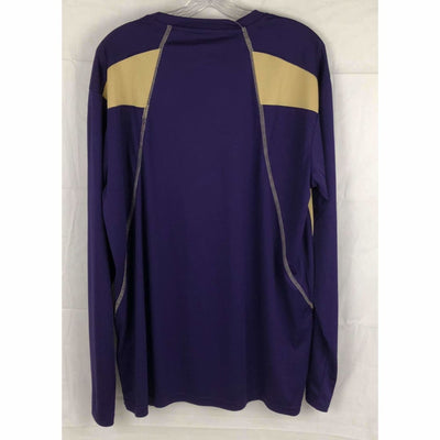 Uw Washington Huskies Mens Long Sleeve Shirt Size Xl Casual Shirts