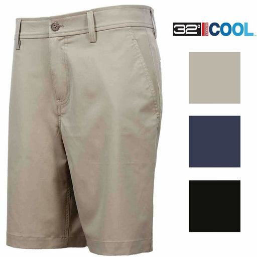 Weatherproof 32 Degrees Cool Mens Performance Shorts Shorts