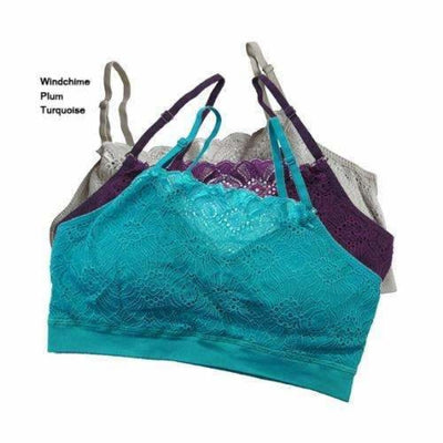 Womens Coobie Lace Coverage Bra Bras & Bra Sets