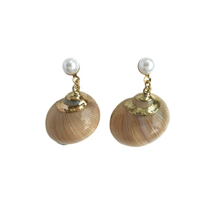 Piper Sea Shell Earrings