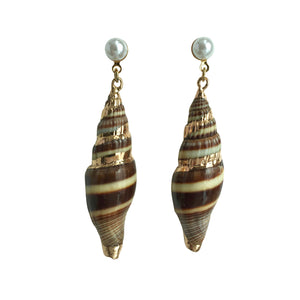 Laguna Sea Shell Earrings