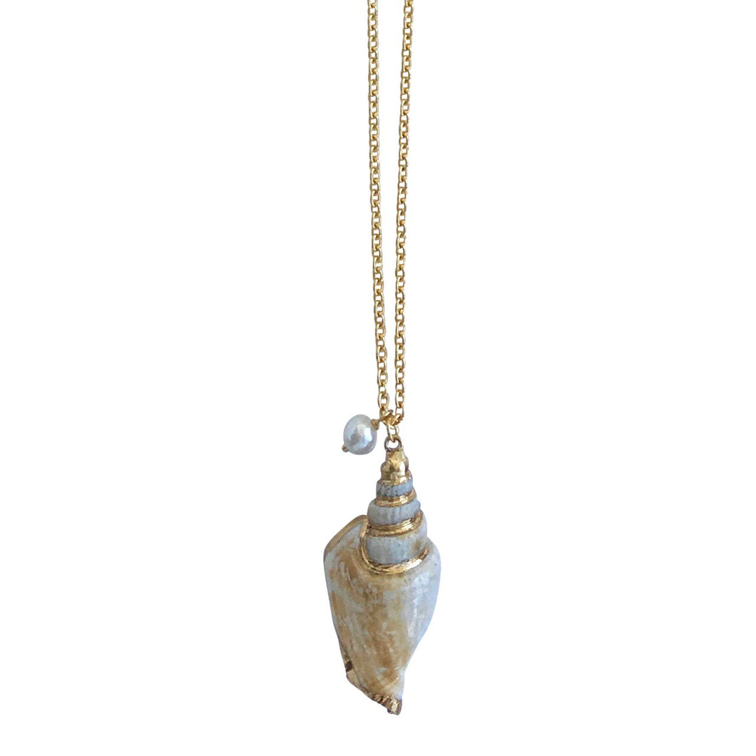 Ula Sea Shell Pendant