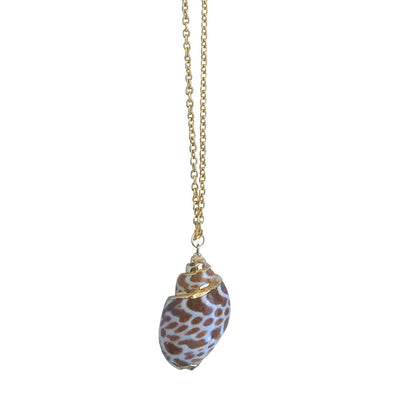 Marina Sea Shell Pendant