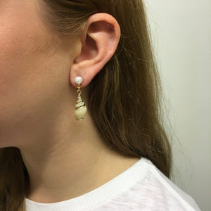 Dori Sea Shell Earrings