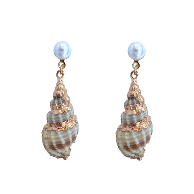 Kai Sea Shell Earrings