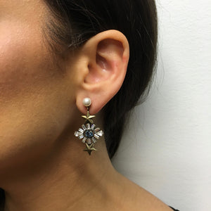 Starry Eyed Earring