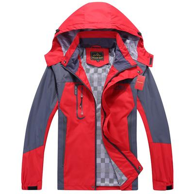 Mountain Skin Waterproof  Windproof Jackets