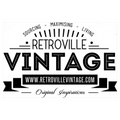 Retroville Vintage - First Up and Hello!