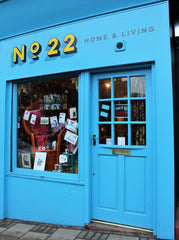 no.22 glasgow shop front